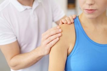 Dolor de hombro tras una caída